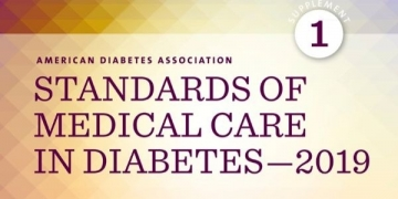 American Diabetes Association divulga Standards of Medical Care in Diabetes - 2019